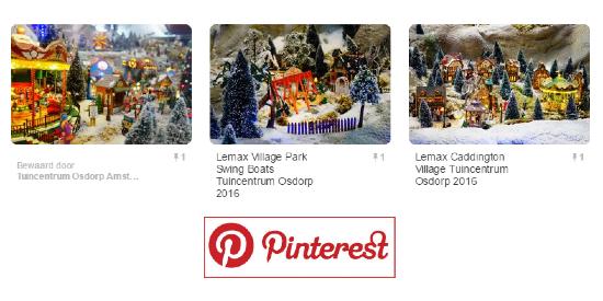 Laat je inspireren door de Pinterest pagina van tuincentrum Osdorp