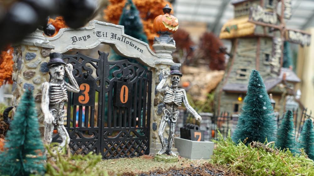 Ga jij jaar voor een Spooky Town?