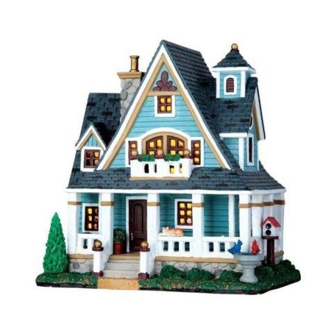 Lemax Pearson cottage verlicht kersthuisje kopen? - Lemax Kersthuisjes